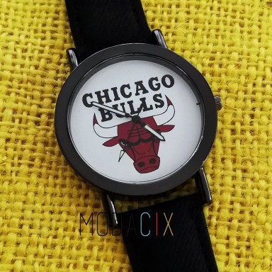 Chicago Bulls Basketbolcu Kol Saati