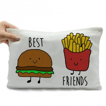 BFF Friends Clutch El Çantası